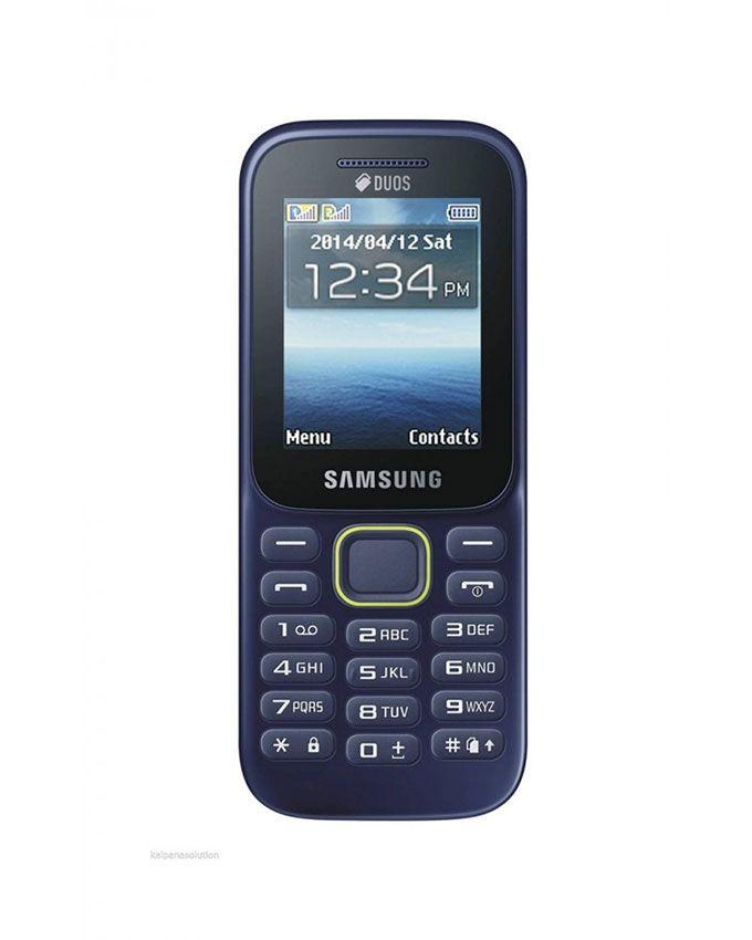 Samsung SM-B310E - Dual Sim - Blue
