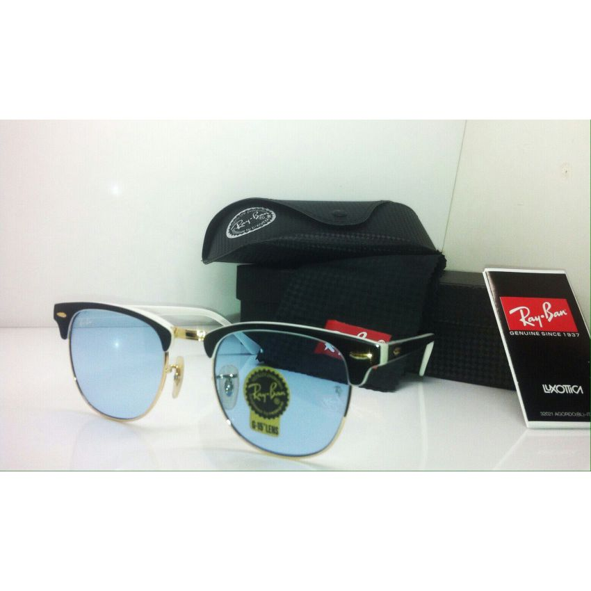 Ray Ban Sun Glasses for Men/Women - Blue