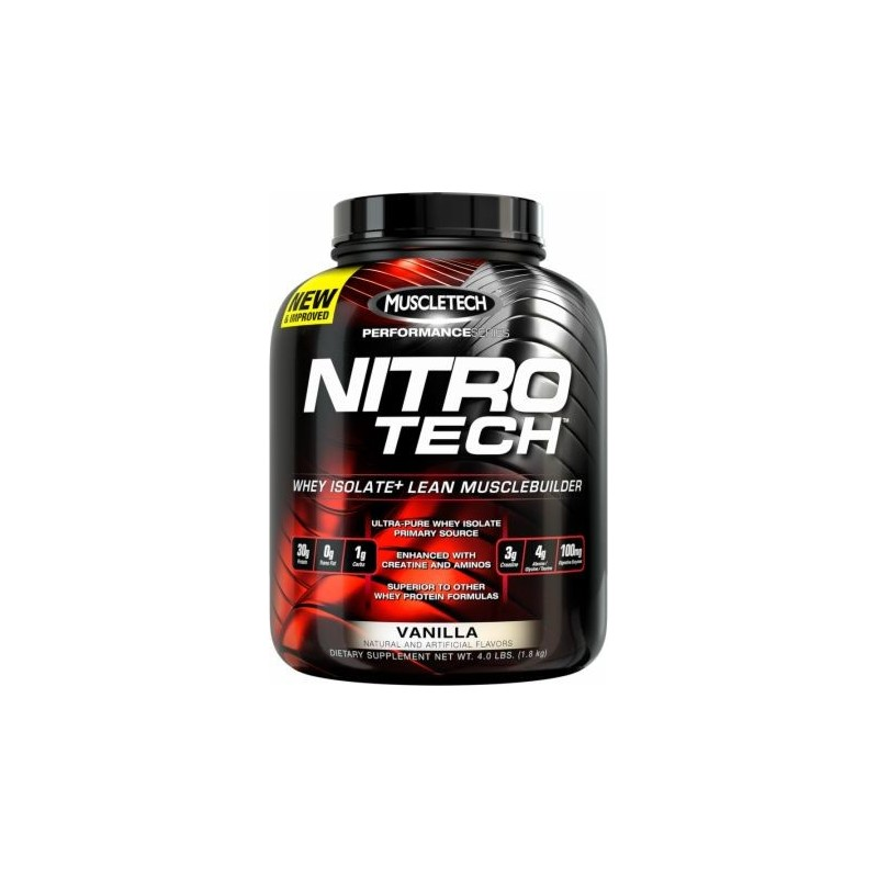 Muscle Tech- Nitro tech 5lbs