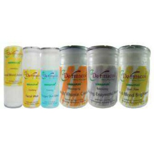 Dermacose Facial Set 8  Pcs