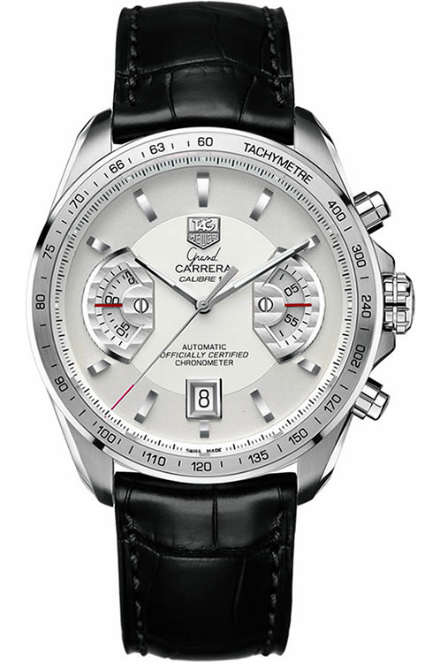 Tag Heuer Carrera Calibre 36 White Dial Watch