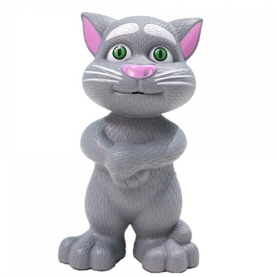 Talking Tom Cat Toy for Kids