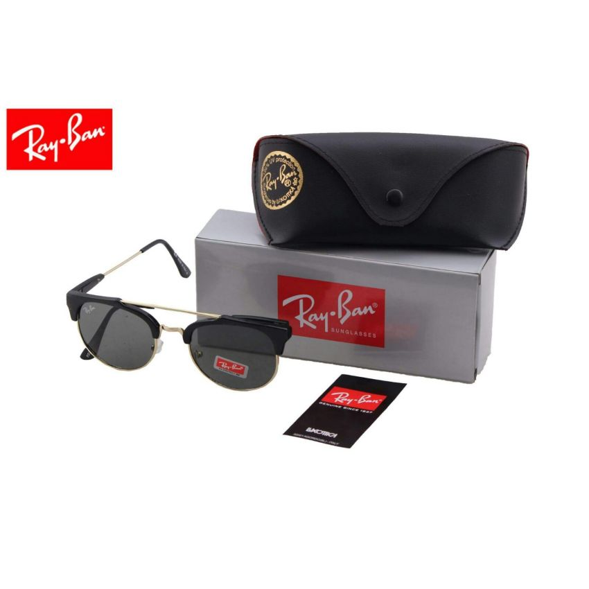RB Black Shade Sunglasses for Men