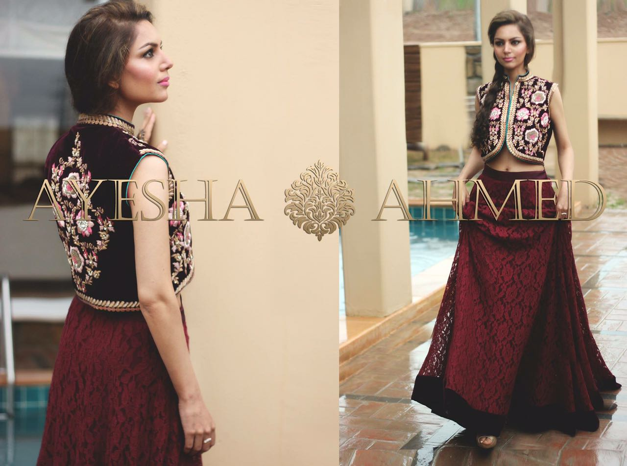 Ayesha Ahmed collection by Fantabulous Style