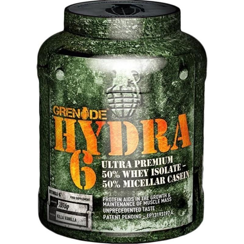 Grenade Hydra 6 - Killa Vanilla - 4lb