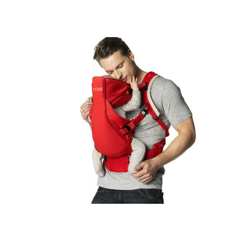 Chicco Baby Carrier - Red
