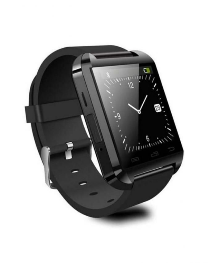Gadget Arena Tech U8 Smart Watch - Black