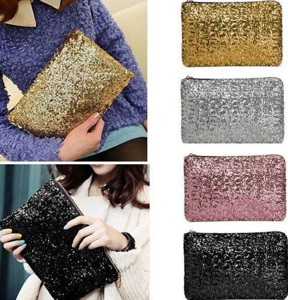 Dazzling Glitter Sparkling Handbag