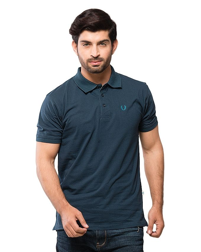 Half Sleeves Polo For Men