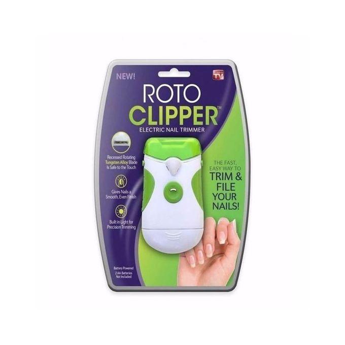 Roto Clipper Roto Nail Clipper - Handy Nail Cutter