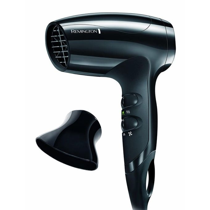 Remington Compact Hair Dryer - Black - D5000