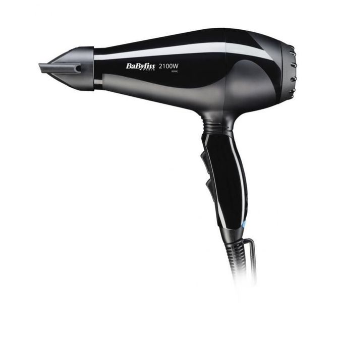 BaByliss Hair Dryer 2100 Watt - Black - 6610E