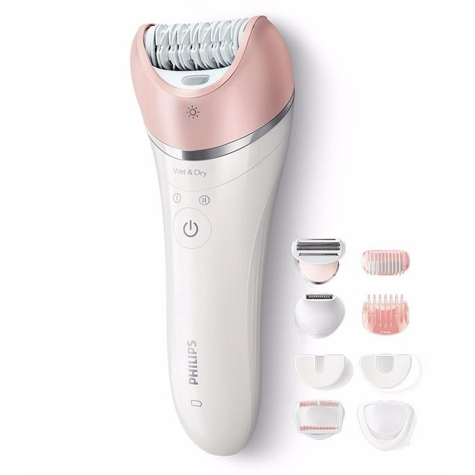 Philips Satinelle Advanced Wet & Dry Epilator BRE640