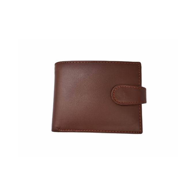 Mustard Snap Closer Wallet For Mens QB358