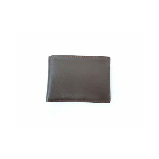 Brown Super Leather Wallet For Men WB106