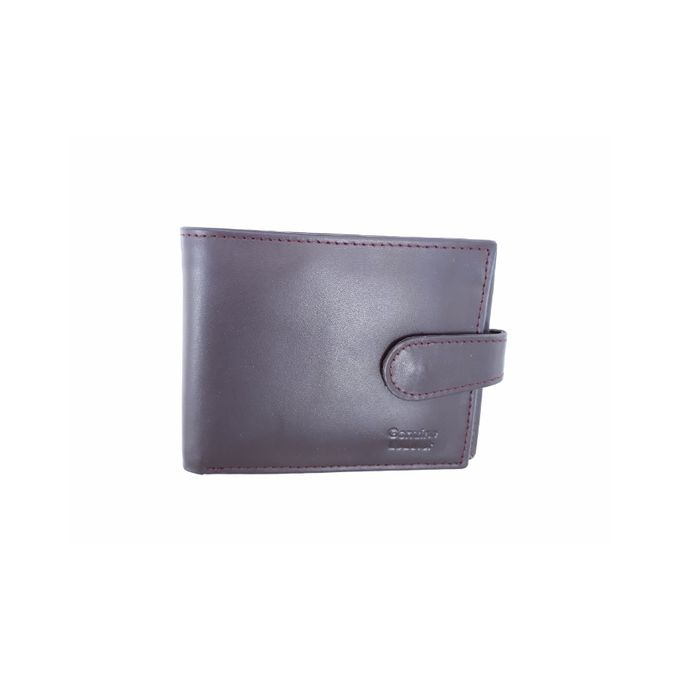 Modo Snap Closer Leather Wallet For Men XB355