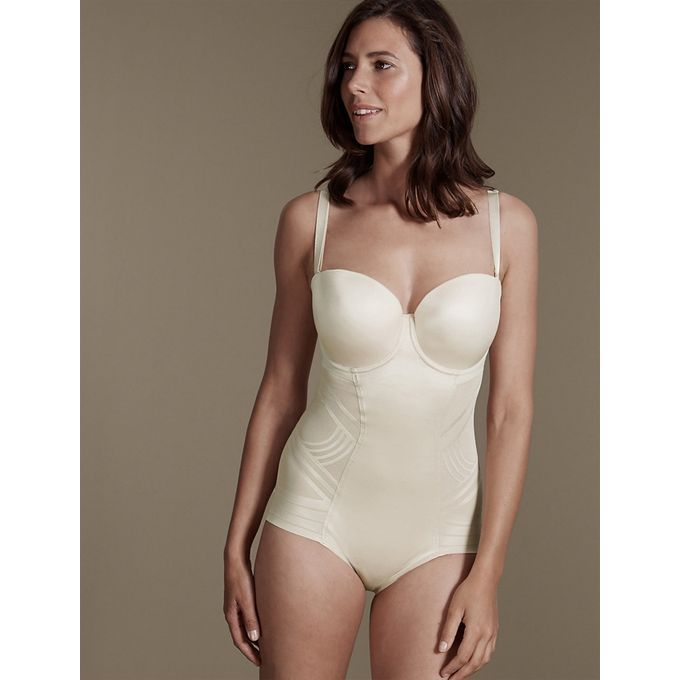 Flourish Flourish Firm Control Magicwear Strapless Body