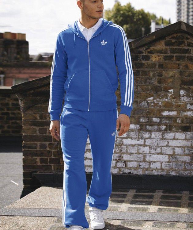 5b97e287342a Adidas Full Blue Tracksuit - Bewpar.pk