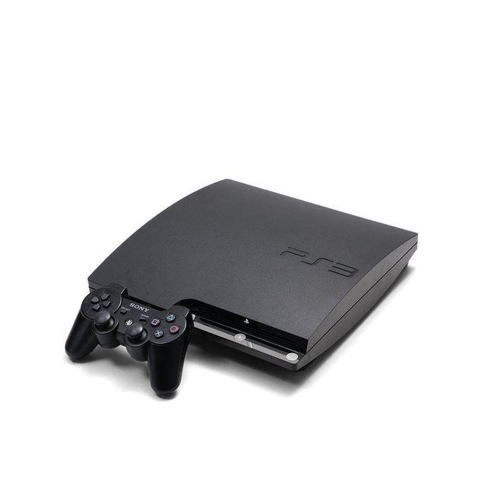 Sony PlayStation 3 Slim - 160 GB - Black