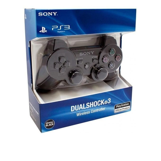 Sony PlayStation 3 - DualShock 3 Wireless Controller - Black