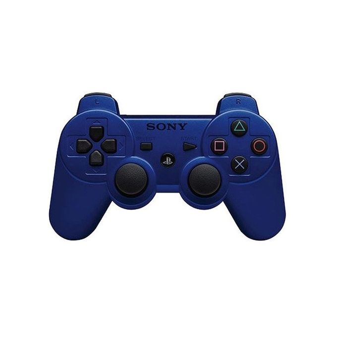 Games Arena DualShock 3 Wireless Controller for PlayStation 3 - Blue