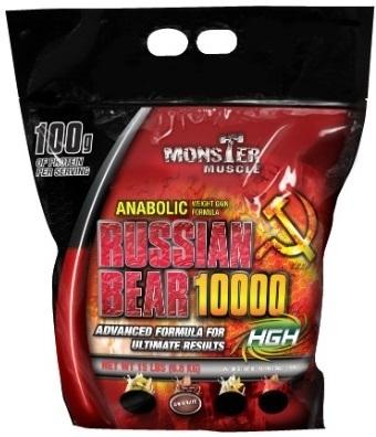 Russian bear 10000 15lbs