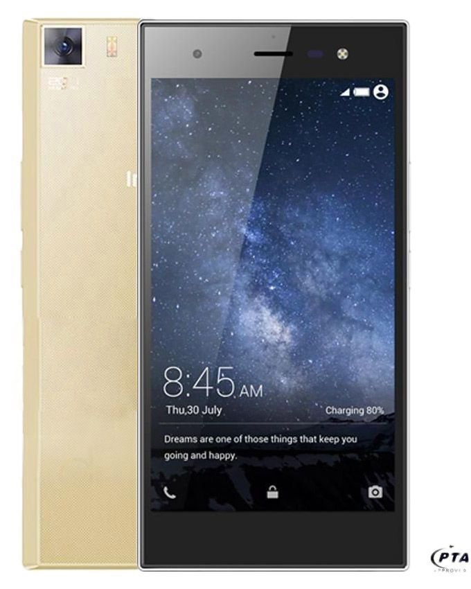 Infinix Zero 3 X552 - 16GB - Luxurious Gold - 4G LTE
