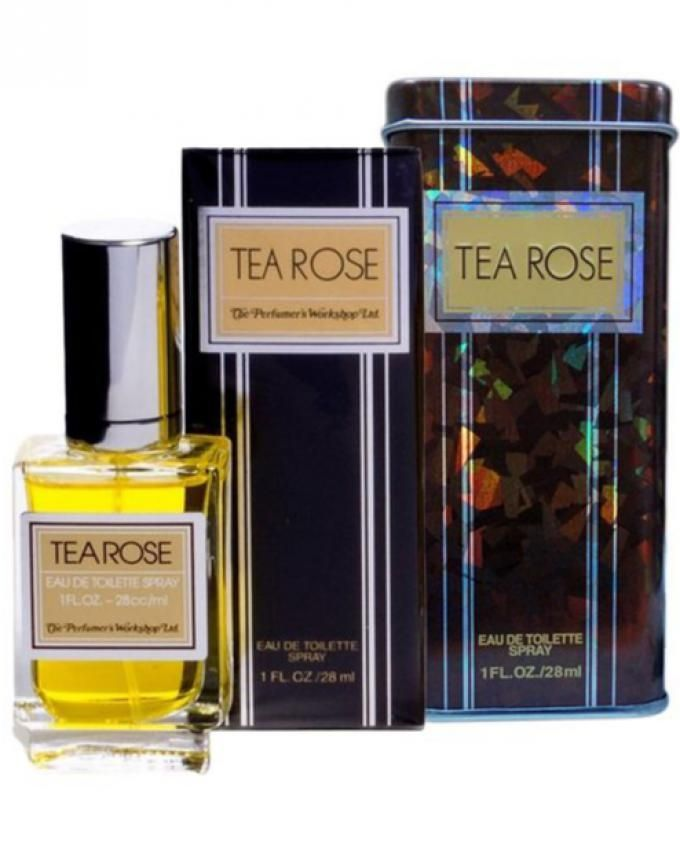 Tea Rose - USA - The Perfumer's Workshop Ltd - 28ml