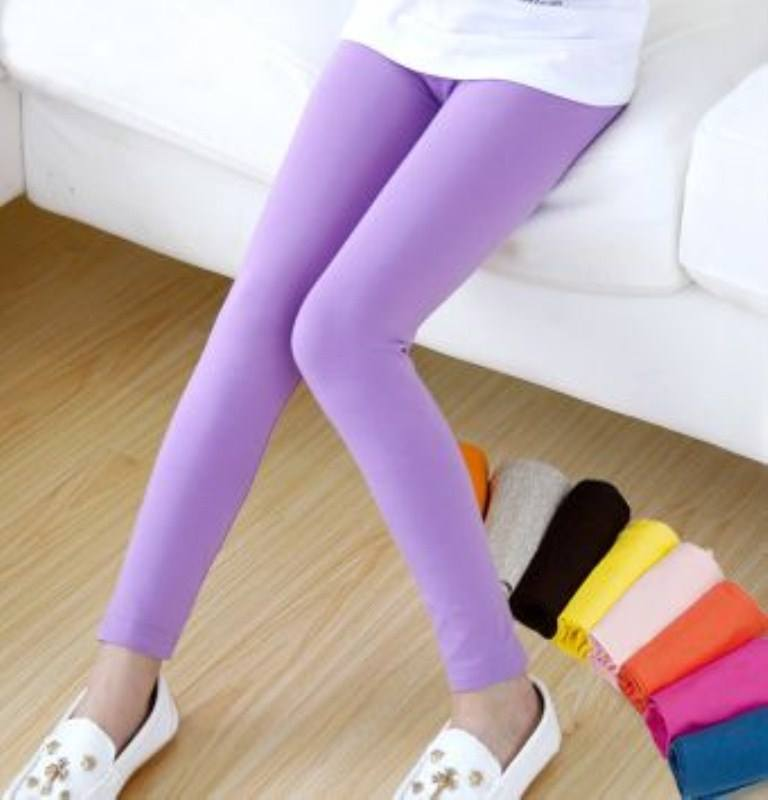 GIRLS TIGHTS PACK OF 5