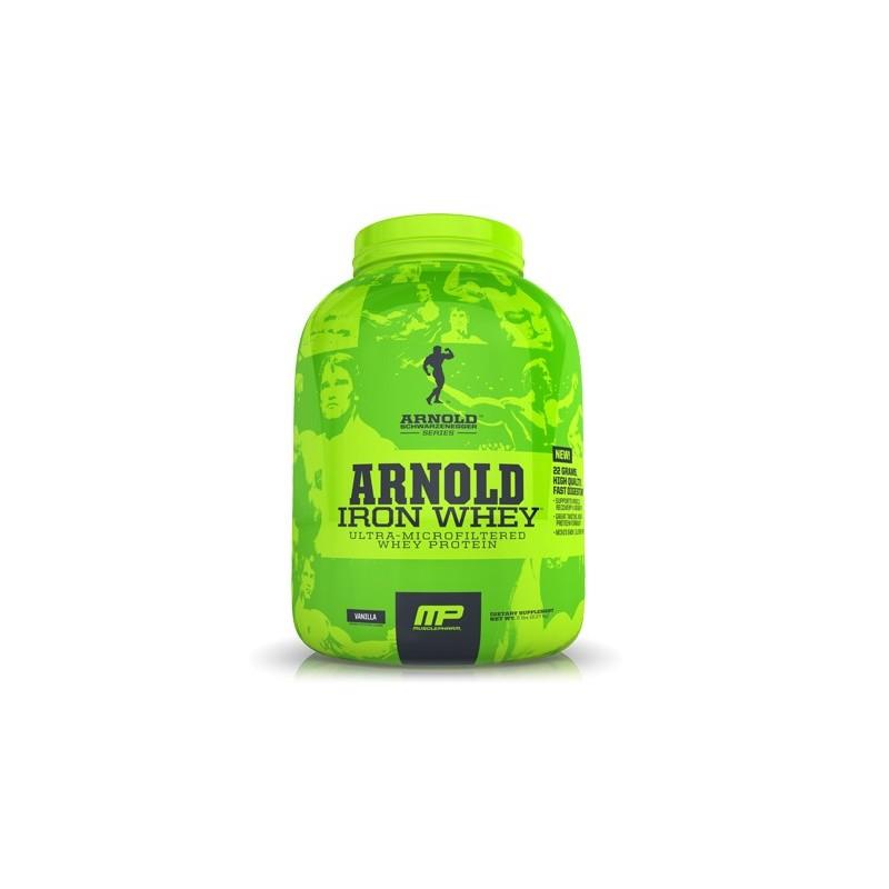 Arnold Iron whey- 5lbs