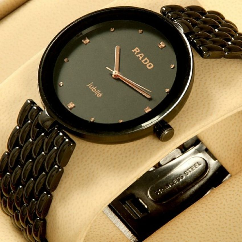 Rado Jubile Watch For Men - Black