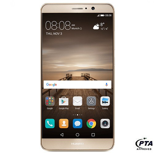 Huawei Mate 9 (64GB ROM, 4GB RAM, 20MP Camera, 4G LTE)