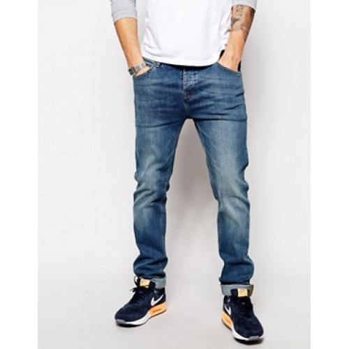 High Quality Blue Jeans For Men