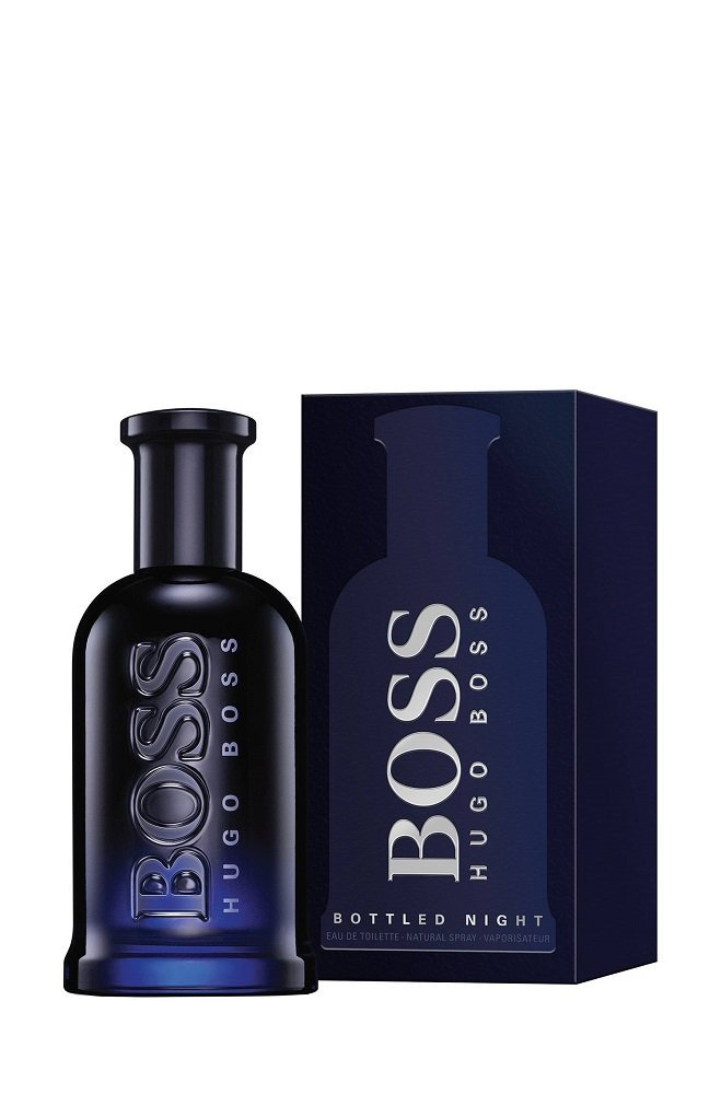 Hugo Boss Bottled Night Eau de Toilette spray for men 100ml