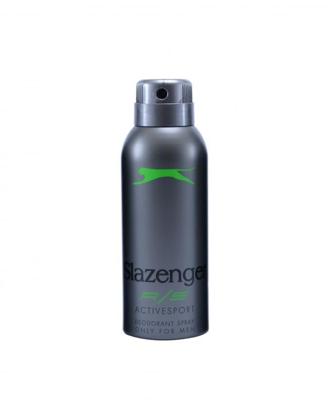 Slazenger Slazenger Active Sport Deodorant Spray For Men - Green - 150ml