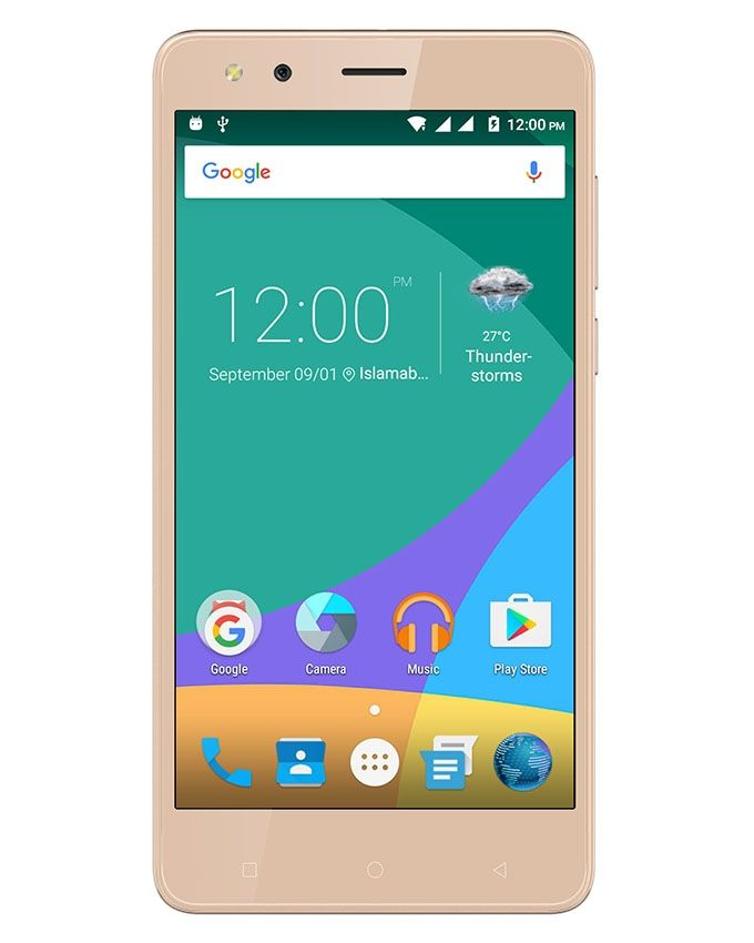 QMobile i5.5 - 8GB - Golden