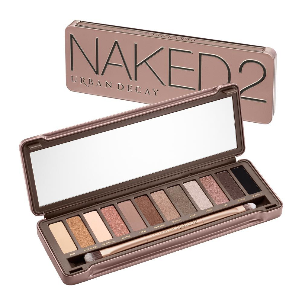 Naked2 Eyeshade Kit