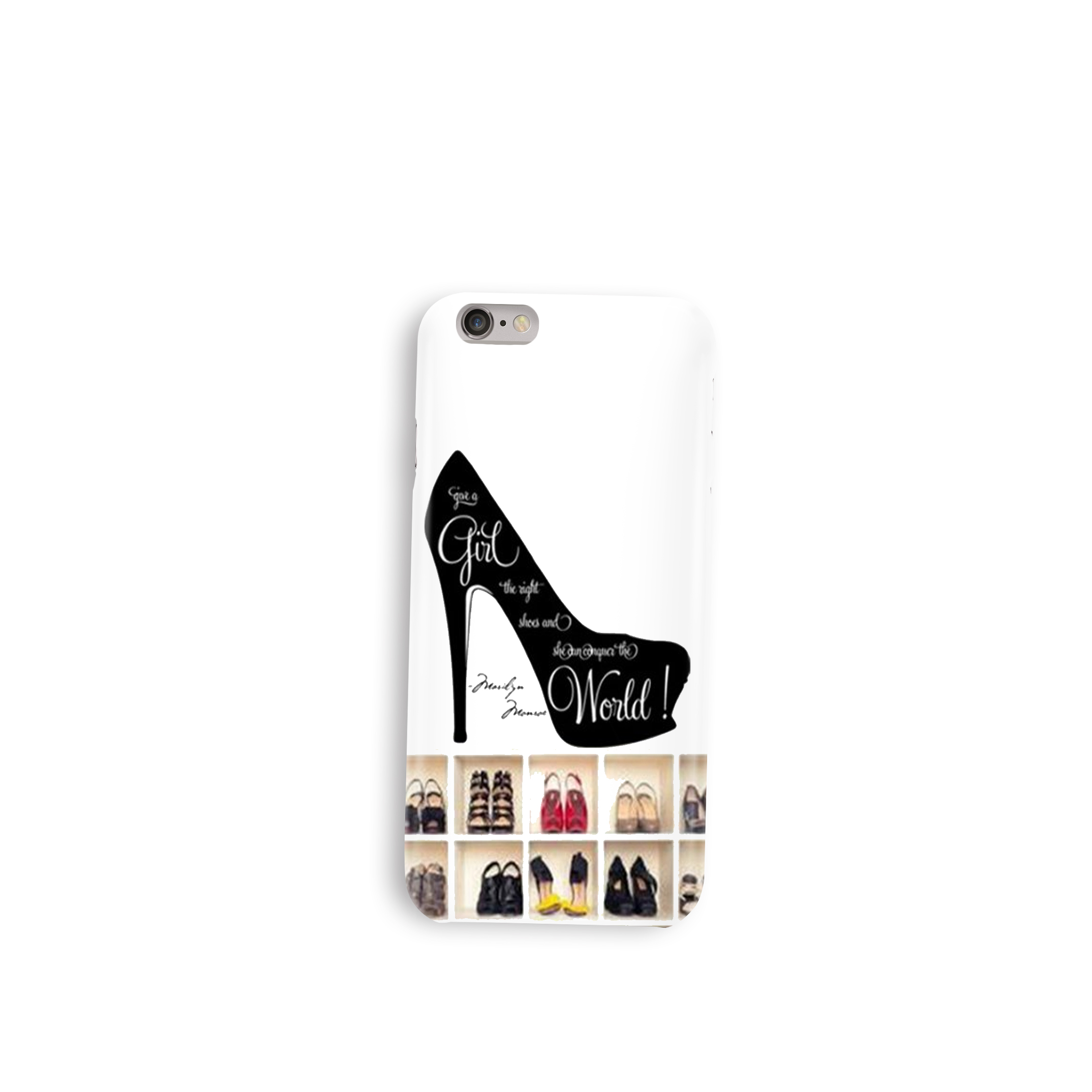 High Heels Silicon Customized Mobile Phone Cover