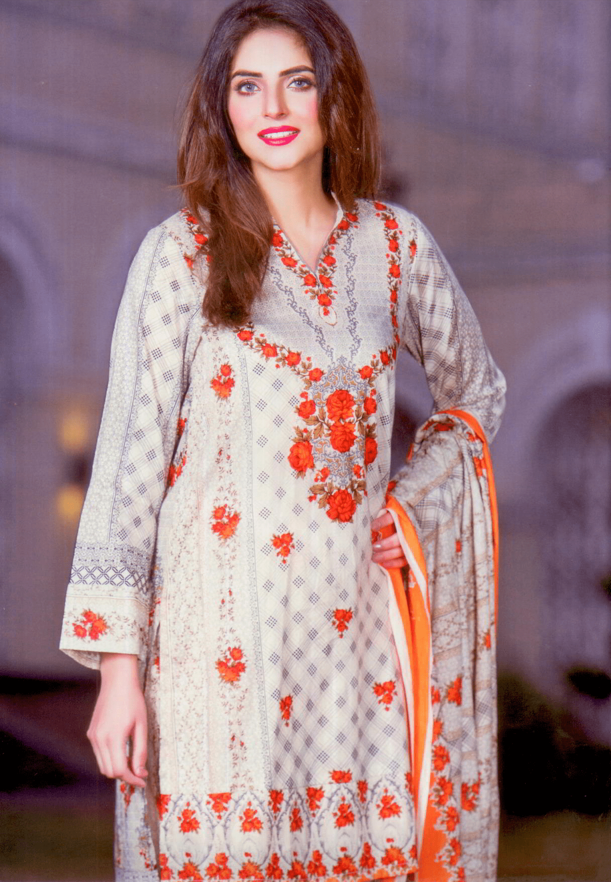 Star high quality printed lawn-Summer 2017-Vol 4