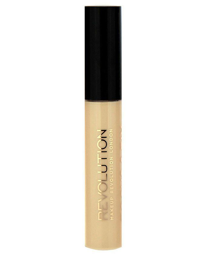 Makeup Revolution London Focus & Fix liquid concealer FC - 08 Medium Dark