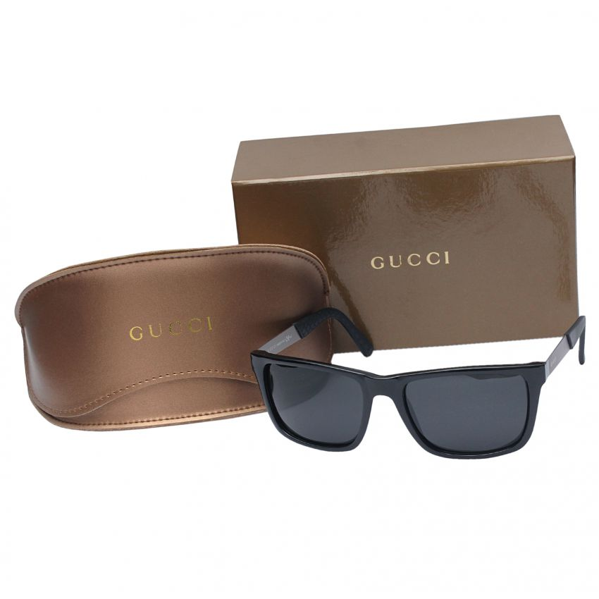 GUCCI Sunglasses for Men-Black