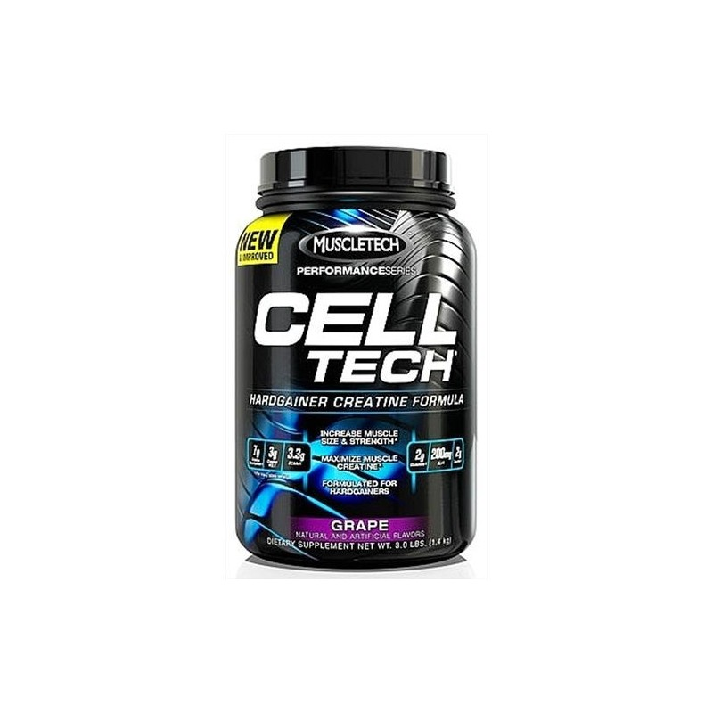 Muscle Tech- Cell Tech-3lbs