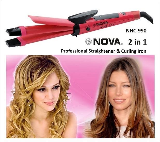 Nova Hair straighter