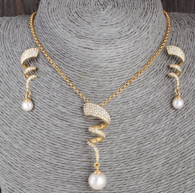 Curly-Gold-Plated-Pearl-Jewelry-Set-565.html