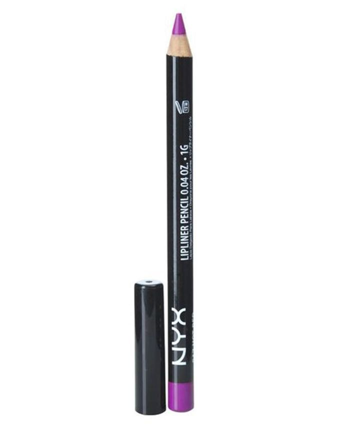 NYX Cosmetics Slim Lip Pencil - Purple Rain