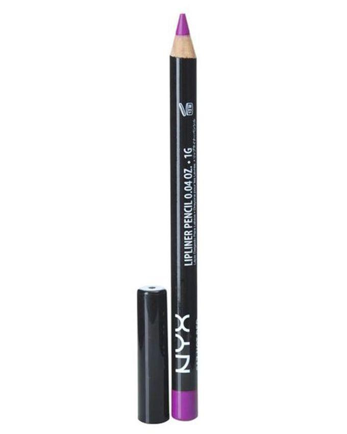 NYX Cosmetics Slim Lip Pencil - Purple Rain