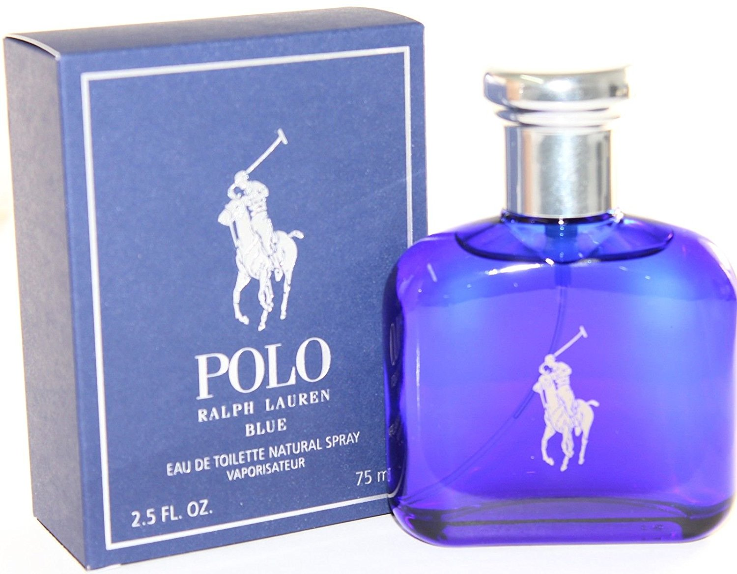 Ralph Lauren Polo Blue for Men Eau de Toilette - 75 ml