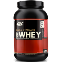 Gold standard Whey 2lb Mix flavour