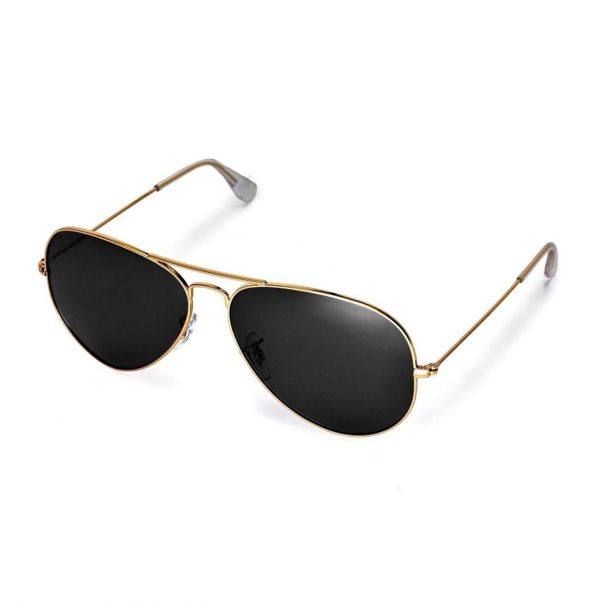 Golden Frame - Sunglasses for Men