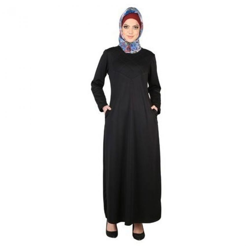 Stylish Abaya for Women - Black